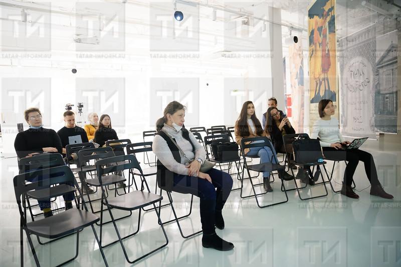 """03.04.2021 - """"Елгаларда су ник кими?"""" лекциясеннән фоторепортаж (Фото Салават Камалетдинов )"""