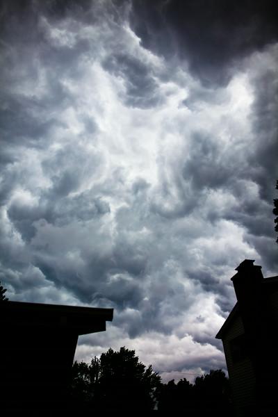 2014.06.18 - Crazy Storm Clouds