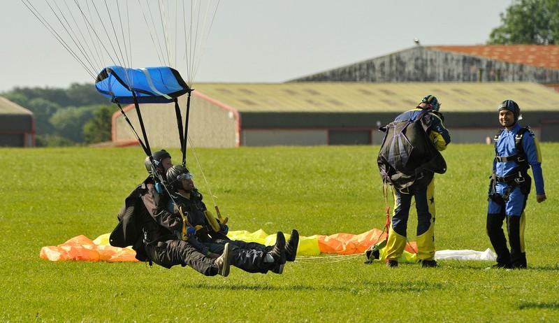 Sky Dive!  Dunkeswell, Devon - June 2014
