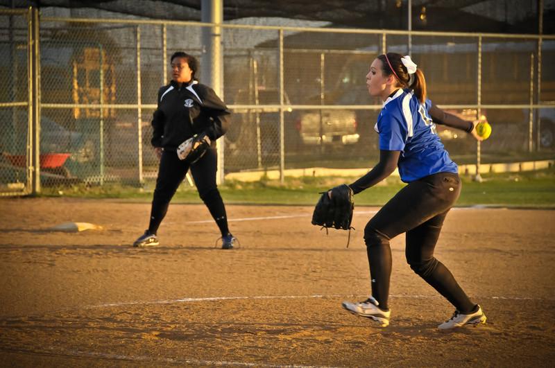 Lady Panther Softball vs  O D  Wyatt 03_03_12 (113 of 237)