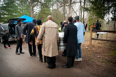 JC Upton Funeral