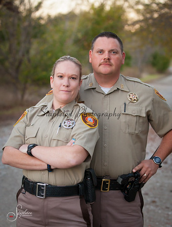 Bobbi & Andy Cops