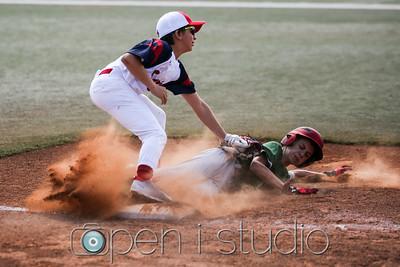 2015 Middle School Baseball