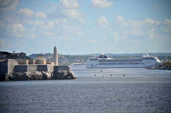 "Arr. Havana ~ Sat., Dec. 2, 2017 -  Oceania Ship ""Insignia"" - 1p.m."