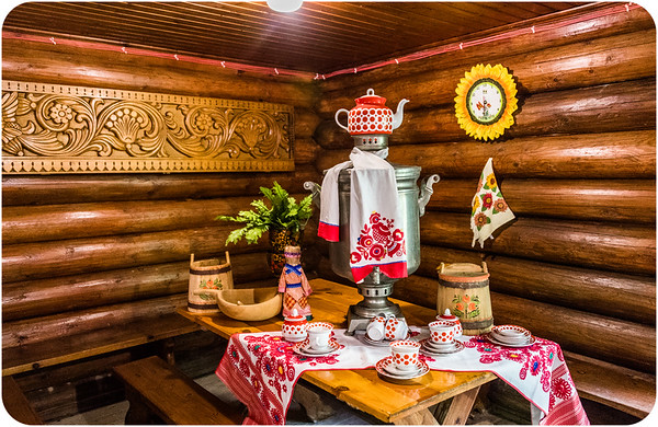 Dagomys Tea House
