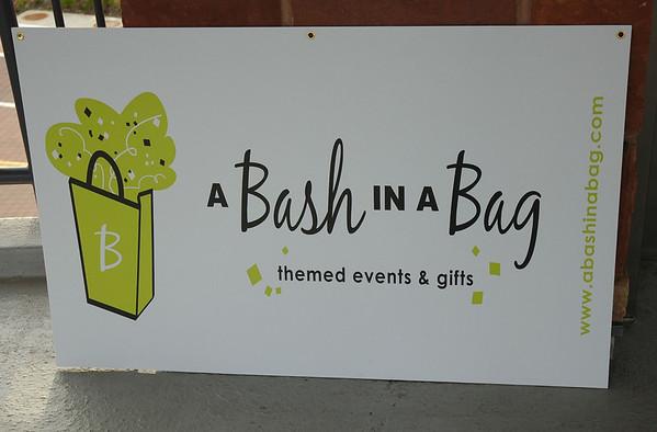 A Bash In A Bag - Purple Martini