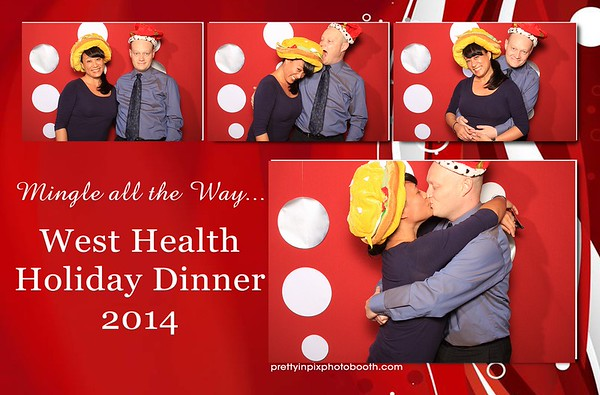 West Health Holiday Dinner 2014