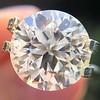 3.86ct Old European Cut Diamond GIA K VS2 0