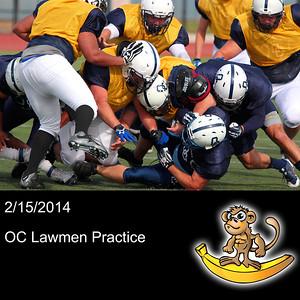 2014-02-15 OC Lawmen Practice