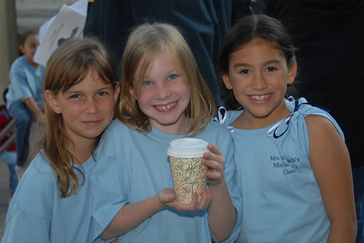 Second Grade Catalina Field Trip
