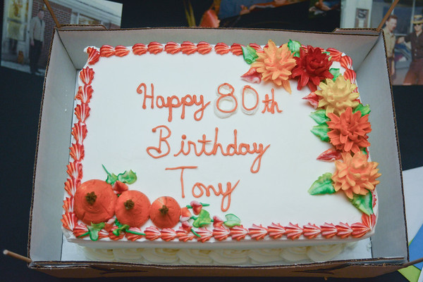 TONY 80TH BIRTHDAY