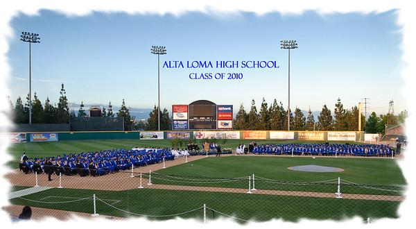 Alta Loma High School - Class of 2010