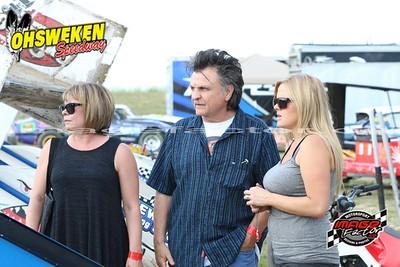 Ohsweken Speedway- July 28th