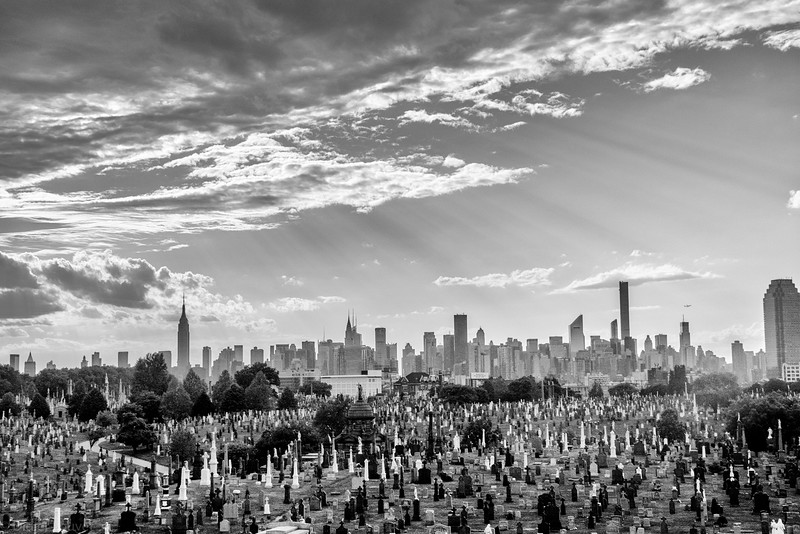 Life and Death in New-York City