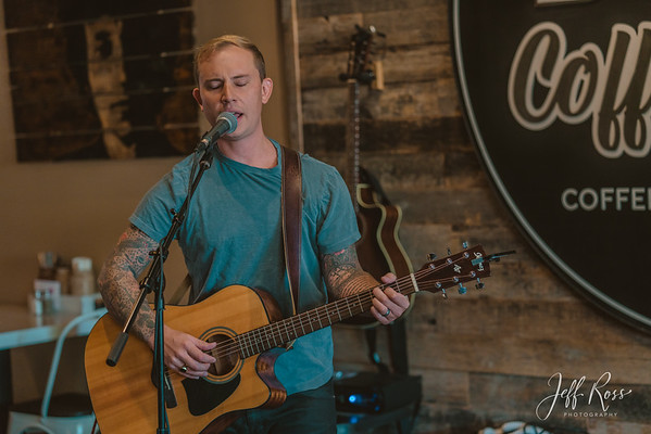 Nick Hancock @ JOJO Coffeehouse (6/29/2019)