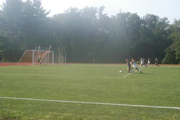 2013-09-10 US Girls V Soccer v Springside CH