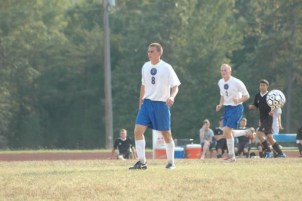 Varsity Soccer vs. Randolph Macon
