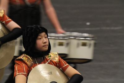 8 Tuscarora HS Percussion