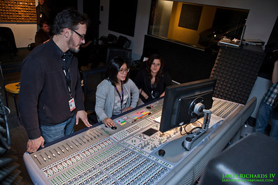 Shure Competition - Recording Session