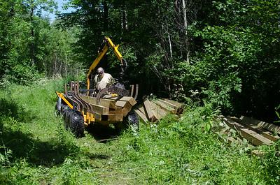 Wilderness Wheelers Work Days
