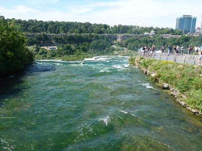 Uwe und Christin 7 State Tour -  Niagara Falls