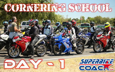 Cornering School Day 1