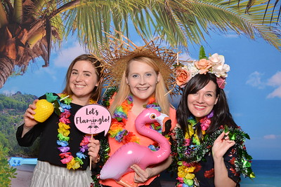 Viatec's Tropical Holiday Gathering 2019