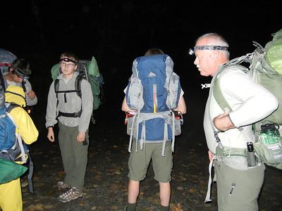 Night Hike - Oct 14-16