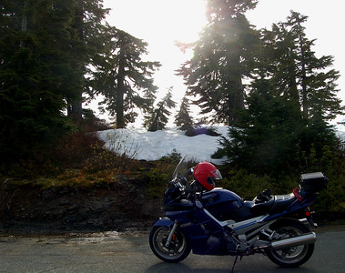 Ride Mt. Baker 7-11-11