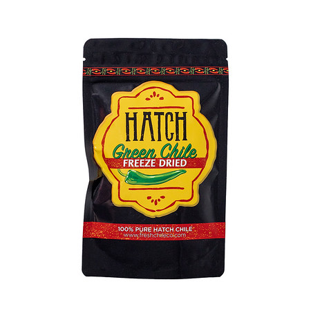 Freeze Dried Chile