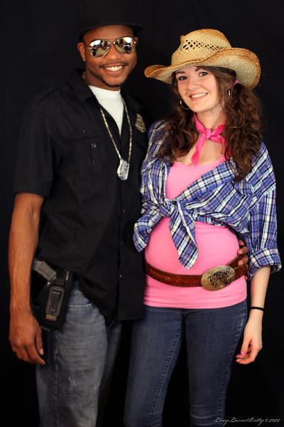 2012 - Eric and Katie - Halloween