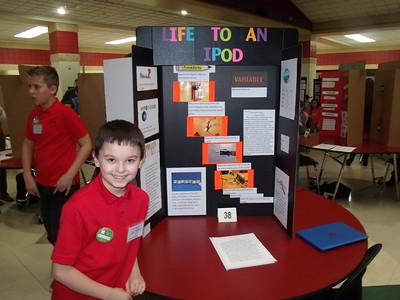 Science Fair LT Students