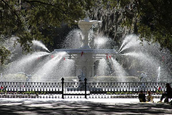 Savannah, GA January 2011