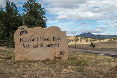 -Florissant Fossil Beds National Monument