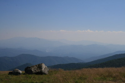 Mountain Vistas from the AT