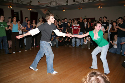 The 9:20 Special - Open House (FREE Night) - January 24, 2007