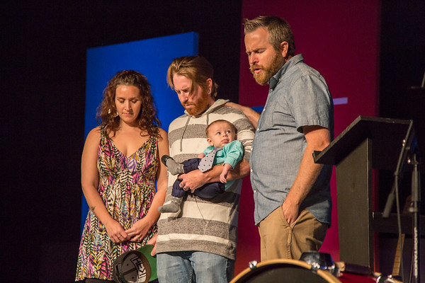 Child Dedications - 03.22.15