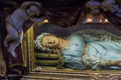 Santa Maria della Vittoria, Rome, Italy