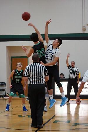 Boys Basketball - JV