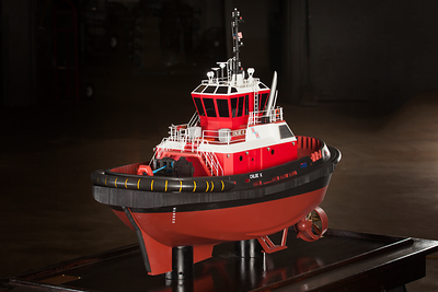 Product - Scale Reproductions - Tug Boat