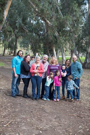 Schliep Family 2015