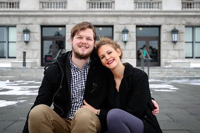 Clark and Jenna