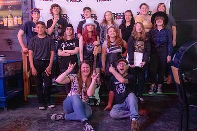 School Of Rock Performances