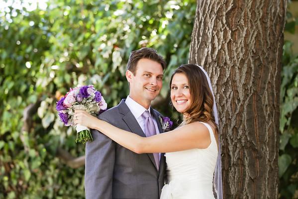 Jennifer + Graham's Wedding