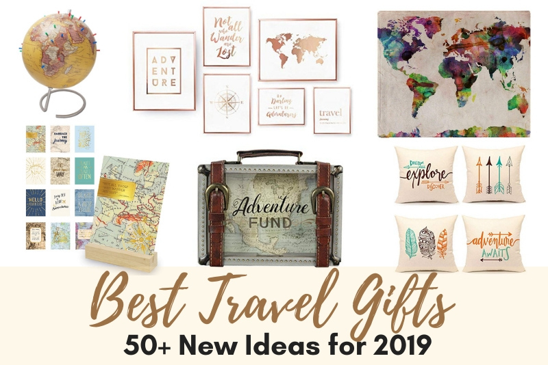 Best Travel Gifts — 50+ Gift Ideas for Travel 2019