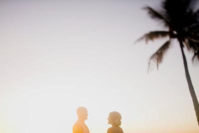 Casey + Sarah Kona Bay Estates Wedding