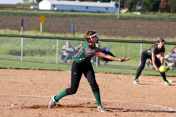 Trinity Christian softball versus West Sioux 6-13-19