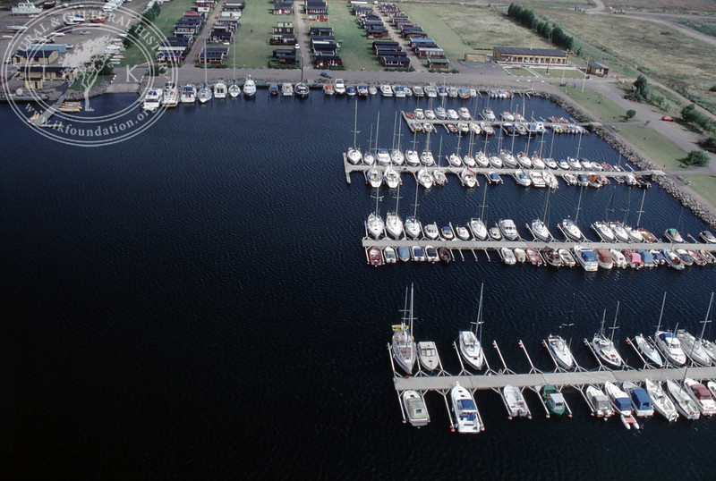 Landskrona harbour for small boats (1990) | PH.0125