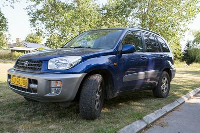 Toyota Rav 4 til salg - Kun kr- 30.000,-