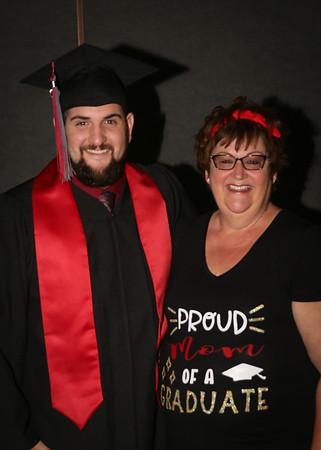 Joshua Graduation 09142019